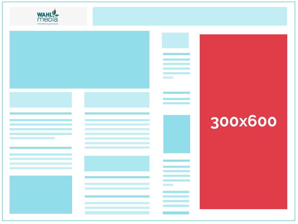 ads 300x600 wahl - Digital Media- Audience Targeting