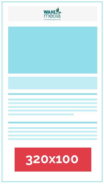 ads 320x100 wahl - Digital Media- Audience Targeting