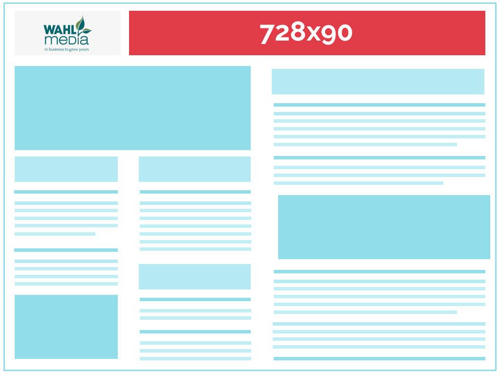 ads 728x90 wahl - Digital Media- Audience Targeting