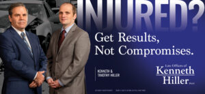 kh pi billboard 22 8 x 10 5 buffalo lr 1 1 300x138 - New Creative Lunched for The Law Offices of Kenneth Hiller
