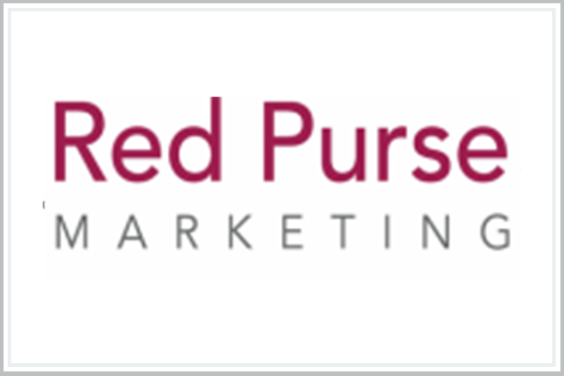red purse marketing logo - Clients